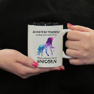 Always Be A Unicorn Mug