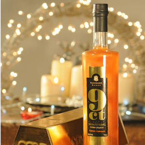 9ct Toffee Vodka Liqueur Shimmer - for cocktail lovers