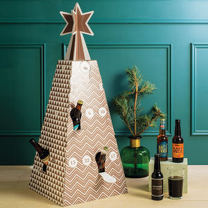 Craft Beer Advent Tree Calendar - advent calendars
