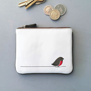 Robin Leather Purse