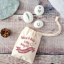 'Little Bag Of Happy Ever After' Keepsake Pebble Kit
