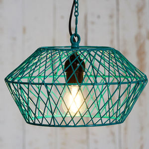 Hema Pendant Wire Ceiling Light - office & study