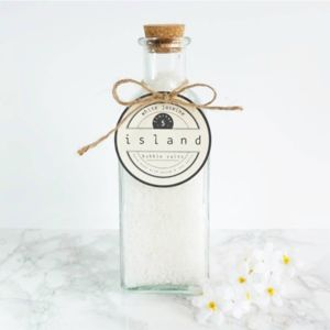 White Jasmine Bubble Bath Salts - bath & body