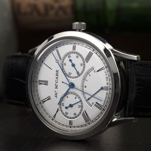 The Heritage Retrograde Watch 01