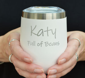 Personalised Re Usable Travel Mug