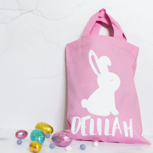 Personalised Easter Bunny Bag - bags, purses & wallets