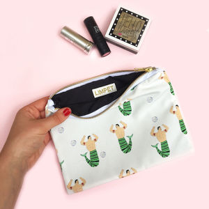 Catch Of The Day Make Up Bag