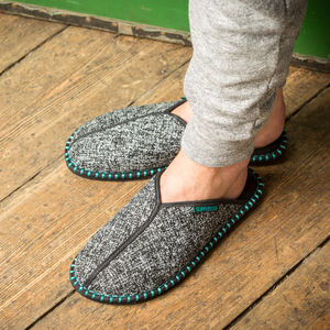 Nordic Men's Slipper