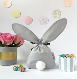 Bunny Treat Bag - easter gifts for children