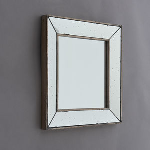 Bourbonnais Antique Glass Mirror - new in
