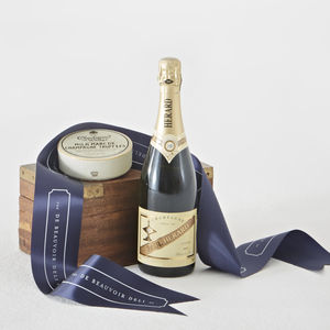 Champagne And Truffles - luxury gifts for him