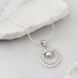 Pearl Infinity Universe Necklace - by year