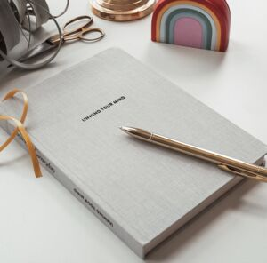 Unwind Your Mind Wellbeing Journal For Adults And Teens