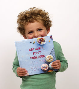 Personalised Kids' First Cookbook - kitchen