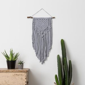 Macrame Wall Hanging - update your walls