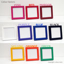 Frame Colour Options
