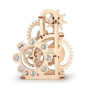 Build Your Own Working Model Geneva Drive By U Gears