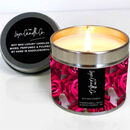 Scented Mothers Day candle gift