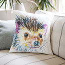 Inky Hedgehog Cushion