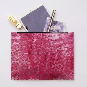 Clutch Bag - pink accessories