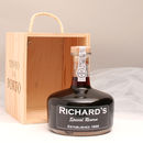 Personalised Special Reserve Port Decanter Style Bottle