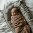 Extra Large Swaddle Organic Cotton Muslin