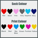 Personalised My Awesome Daddy Men's Socks
