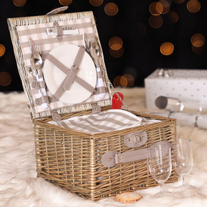 Personalised Hardwick Picnic Hamper For Two - sale
