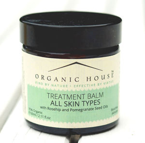 Treatment Balm For All Skin Types - foot care