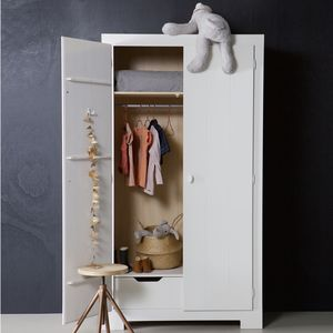 White Pine Wardrobe - furniture