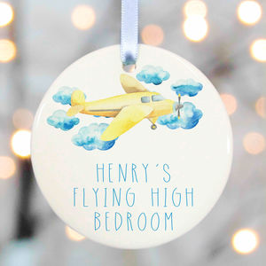 First Birthday Boy Girls Personalised Gifts - ornaments