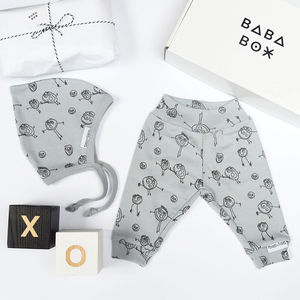 Doodle Baby Gift Box - new baby gifts