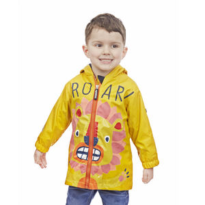 Child's Colour Changing Lion Jacket