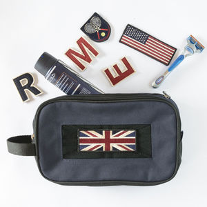 Customised Sports Wash Bag - what's new