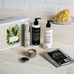 Personalised Pamper Gift For Her - wellness guru