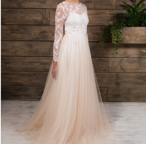 Billie Wedding Dress - wedding dresses