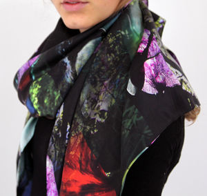 Mombasa Silk Scarf - new season scarves