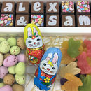 Personalised Chocolate Easter Gift Box For Chidren