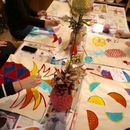 Cushion Painting Workshop With Prosecco