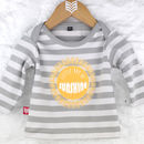 Little Ray Of Sunshine Baby T Shirt