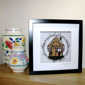 Hansel And Gretel Papercut - new in