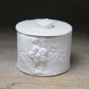 Porcelain Lace Trinket Box