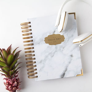 Carrara 2018 2019 Academic Year Daily Planner Diary - 2018/2019 calendars & planners