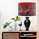 Dancing Zebra Lamp Shade, Multi Colours Available