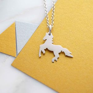 Best In Show Horse Necklace