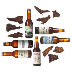 Monthly Beer And Jerky Club - 40th birthday gifts