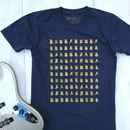 100 Guitars T Shirt