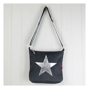 Star Messenger Bag - bags