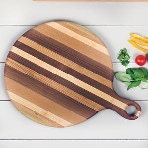 Handmade Pizza Board - kitchen accessories