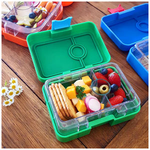 Yumbox Mini Snack Box - lunch boxes & bags
